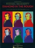 Diamond in the Rough: For Violin, Viola and Percussion Score and Parts - Komponist: Daugherty, Michael