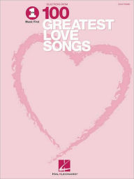 VH1's 100 Greatest Love Songs - Hal Leonard Corp.