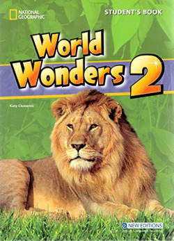World Wonders 2 Student's book - Clements, Katy
