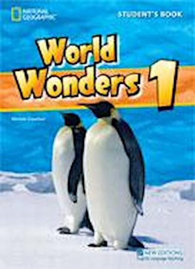 World Wonders 1 with Audio CD - Tim Collins
