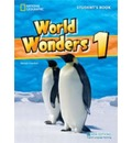 World Wonders 1 with Audio CD - Michele Crawford