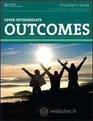 Outcomes. Intermediate. Workbook-With key. Con espansione online. Con CD Audio. Per le Scuole superiori - Dellar Hugh