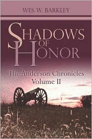 The Anderson Chronicles Volume Ii - Wes W. Barkley