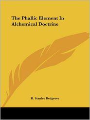 Phallic Element in Alchemical Doctri