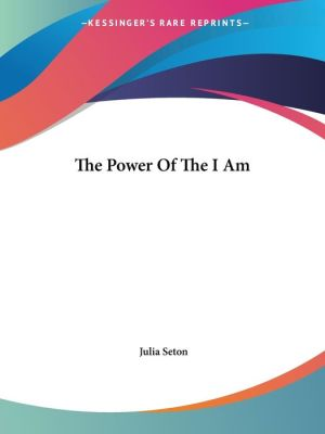 Power of the I Am