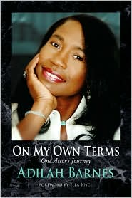 On My Own Terms - Adilah Barnes