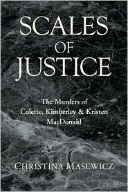 Scales Of Justice - Christina Masewicz