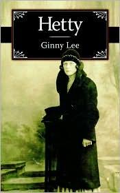Hetty - Ginny Lee