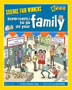 Science Fair Winners: Experiments to Do on Your Family - Young, Karen Romano Goldin, David Romano
