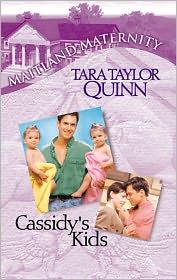 Cassidy's Kids - Tara Taylor Quinn