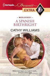 A Spanish Birthright - Cathy Williams