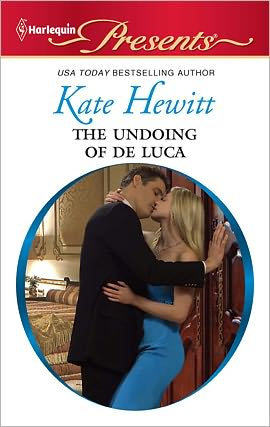 The Undoing of de Luca (Harlequin Presents #2978) - Kate Hewitt