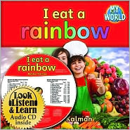 I eat a rainbow - CD + PB Book - Package - Bobbie Kalman