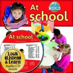 At School - CD + PB Book - Package - Kalman, Bobbie