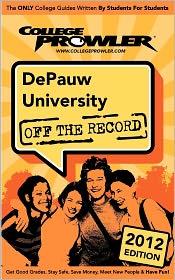 Depauw University 2012 - Lynn Demos, Kellie Lee Hasselbeck, Meredith Siemens