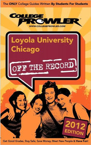 Loyola University Chicago 2012 - Amy Tolle