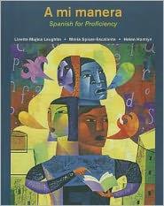 A mi manera (Book Only) - Lizette Mujica Laughlin, Helen Hamlyn, María Spicer-Escalante