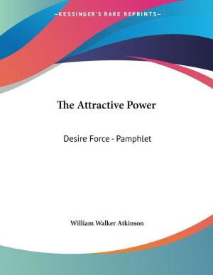 Attractive Power: Desire Force - Pamphlet