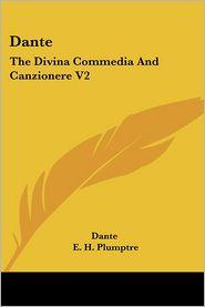 Dante - Dante Alighieri, E.H. Plumptre (Translator)