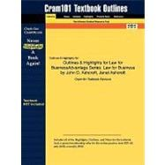 Outlines and Highlights for Law for Businessadvantage Series : Law for Business by John D. Ashcroft, Janet Ashcroft, ISBN - Cram101 Textbook Reviews; John D. Ashcroft