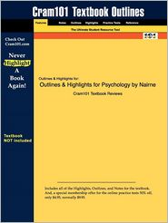 Outlines & Highlights For Psychology By Nairne, Isbn