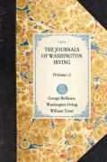 Journals of Washington Irving (Vol 1)