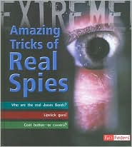 Amazing Tricks of Real Spies - James De Winter