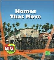 Homes That Move - Angela Royston