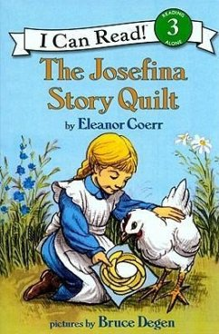 The Josefina and the Story Quilt - Coerr, Eleanor