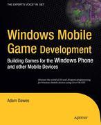 Adam Dawes: Windows Mobile Game Development