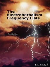 The Electroherbalism Frequency Lists - McInturff, Brian