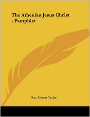 The Athenian Jesus Christ - Pamphlet