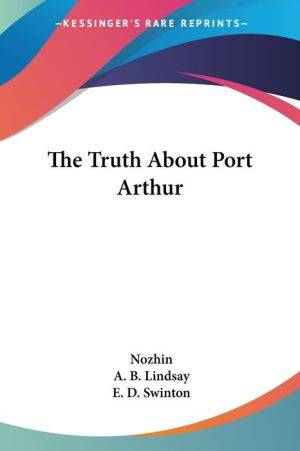 Truth about Port Arthur