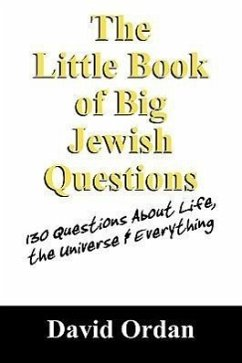 The Little Book of Big Jewish Questions - Ordan, David