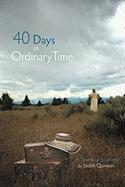 40 Days in Ordinary Time