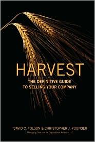 Harvest - David C Tolson