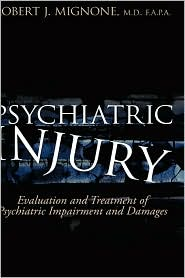 Psychiatric Injury