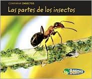 Las partes de los Insectos (Bug Parts) - Charlotte Guillain
