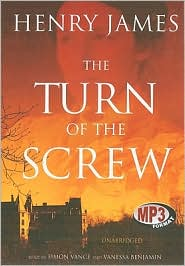 The Turn of the Screw - Henry James, Read by Vanessa, Simon and Benjamin Vance Simon and Benjamin