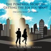 The Powerful Secret in Getting the Job You Want: The Little Book That Could
