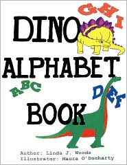 Dino-Alphabet Book - Linda J. Woods