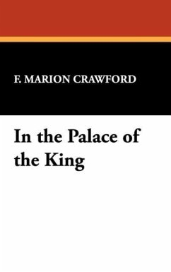In the Palace of the King - Crawford, F. Marion