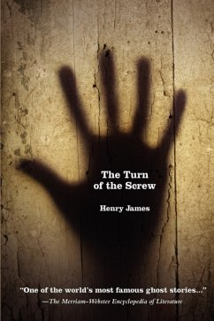 The Turn of the Screw - James, Henry, Jr.
