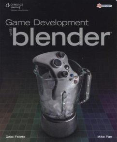 Game Development with Blender - Pan, Mike; Felinto, Dalai