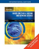 Hands-On Ethical Hacking and Network Defense, International Edition, w. CD-ROM  2nd Edition - T. Simpson, Michael, Kent Backman and James E. Corley