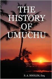 The history of Umuchu - S. A. NNOLIM