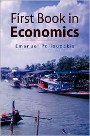 First Book in Economics - Emanuel Polioudakis