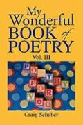 My Wonderful Book of Poetry Vol. III