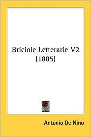 Briciole Letterarie V2 (1885) - Antonio De Nino