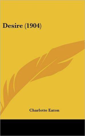Desire (1904)